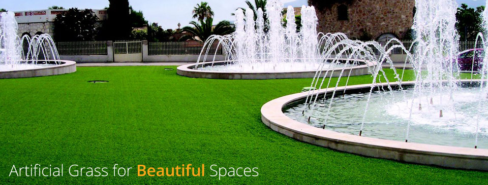 Artificial Grass for Beautiful Spaces